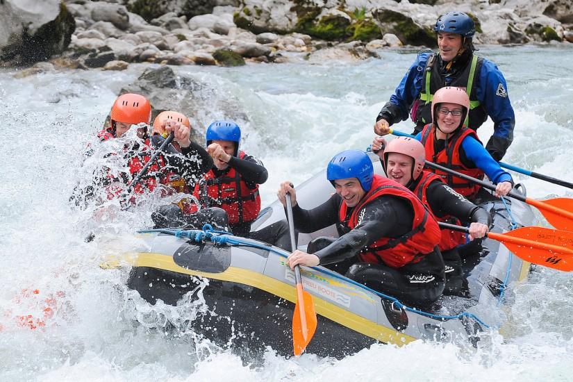 Leogang im Salzburger Land: Geocaching, Bogenschießen, Rafting, Biken, Klettern, Wandern und vieles mehr.