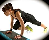 Bianca Schumacher hat über 25 Jahre Erfahrung in der Fitness-Branche und verfügt über ein breites Unterrichtsrepertoire.