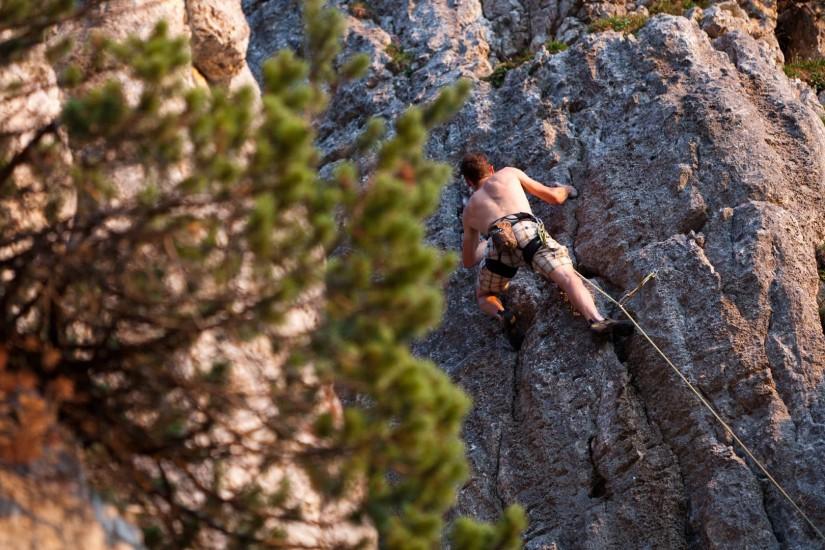 klettern in leogang