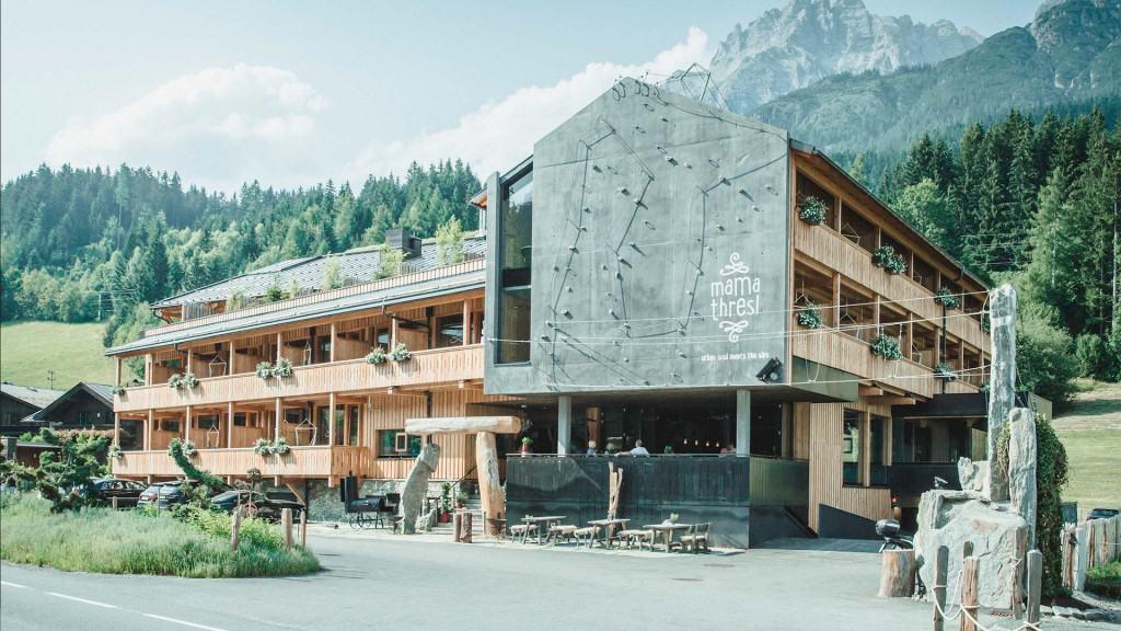 Hotel leogang im salzburger land sterreich the home of for 3 designhotel wien