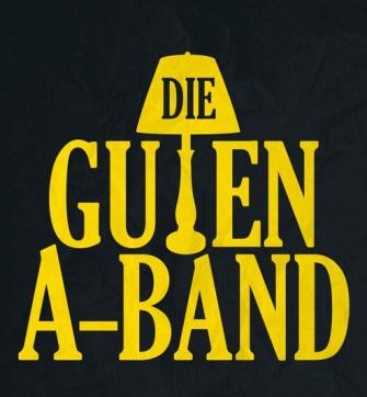 LOGO Die Guten A Band