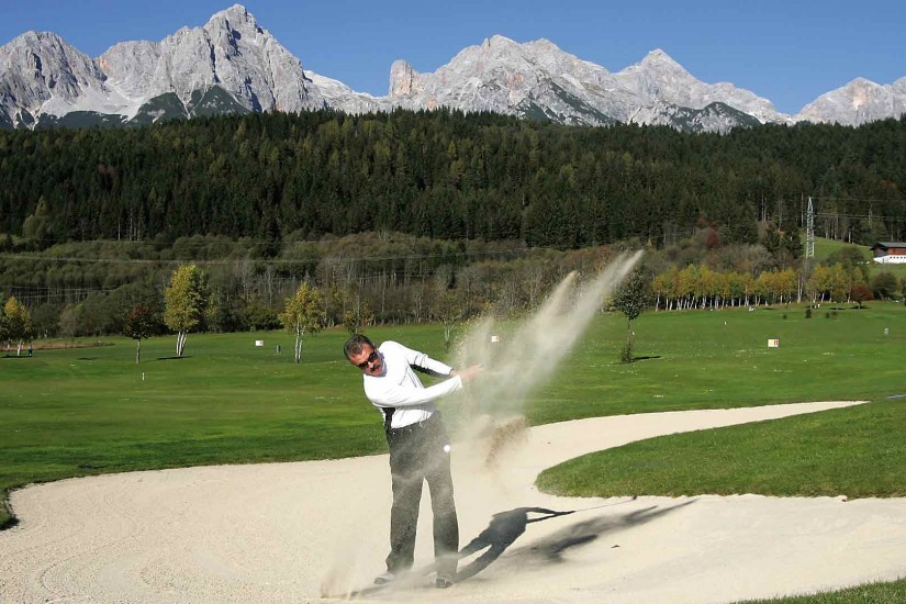 Golf spielen im Salzburger Land - verbessert Euer Handicap