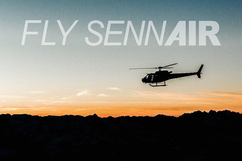 Hubschrauberrundflüge im Salzburger Land