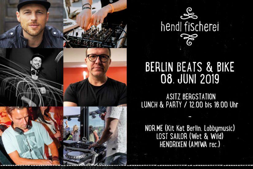 Berlin Beats & Bike